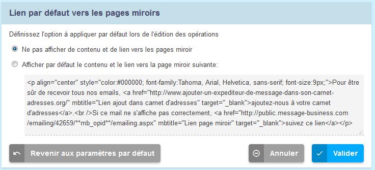 parametres_compte_lien_pardefaut_page_miroir_ne_pas_afficher