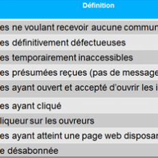 Extrait de la conference les 20 commandements de l'Emailing et du marketing client 2013