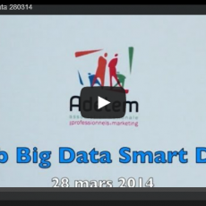 Club Big Data Smart Data