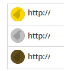 Synthèse des liens les plus cliqués dans vos différents emailings