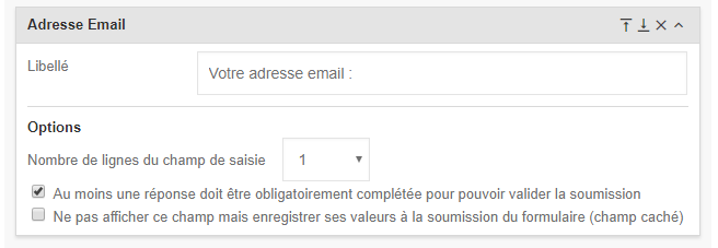 email-adress-field