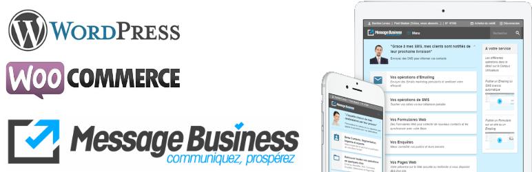 WordPress-Woocommerce-Message-Business