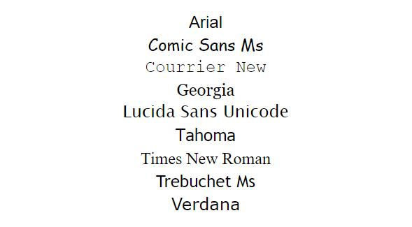 2f7e3c6fe59 Quelles sont les polices de caractères proposées dans L Editeur d emailing