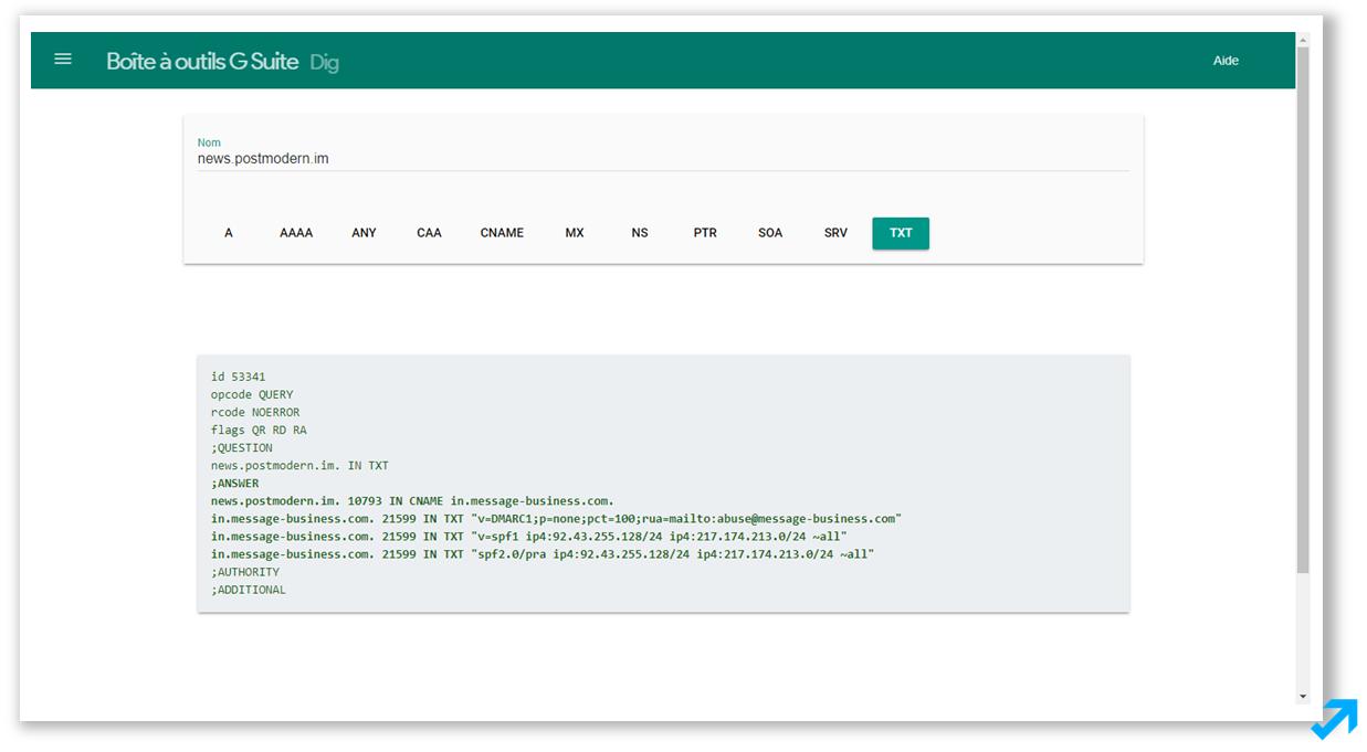 DNS Toolbox