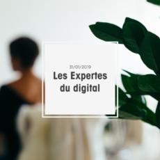 Matinée des expertes du digital 31 janvier 2019