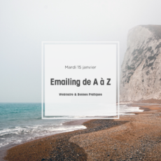 Créer une campagne Emailing dans Message Business