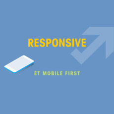 Responsive, mobile-first et Marketing Automation