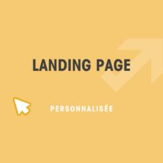 Landing pages personnalisées et Marketing Automation